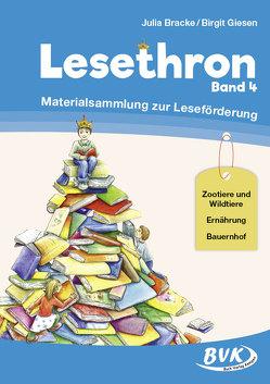 Lesethron Band 4 von Bracke,  Julia, Giesen,  Birgit