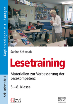 Lesetraining von Schwaab,  Sabine