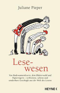 Lesewesen von Pieper,  Juliane