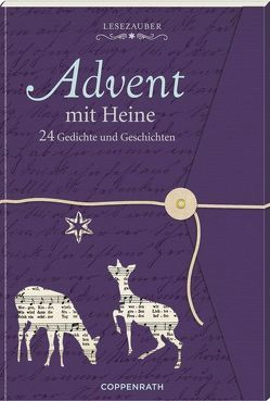 Lesezauber: Advent mit Heine – Briefbuch zum Aufschneiden von Heine