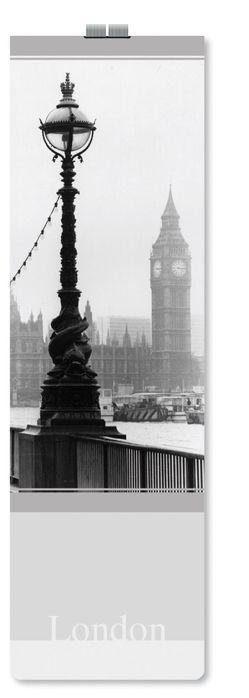 """Lesezeichen """"London"""""""