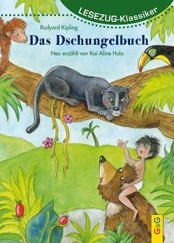 LESEZUG/Klassiker: Das Dschungelbuch von Hula,  Kai Aline, Wechdorn,  Susanne