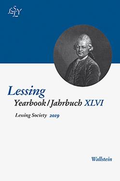 Lessing Yearbook/Jahrbuch XLVI, 2019 von Niekerk,  Carl, Schlipphacke,  Heidi