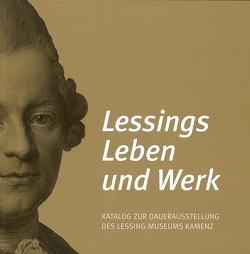 Lessings Leben und Werk von Hasselbach,  Anne, Kaufmann,  Sylke