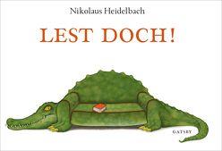Lest doch! von Heidelbach,  Nikolaus