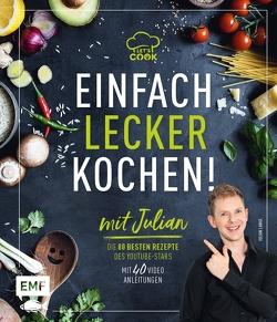 Let's Cook mit Julian –Einfach lecker kochen! von Lange,  Julian