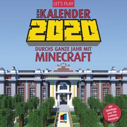 Let's Play: Dein Kalender 2020 (Broschürenkalender) von Braun,  Daniel
