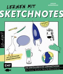 Let's sketch! Lernen mit Sketchnotes von Mitropoulou,  Vasiliki