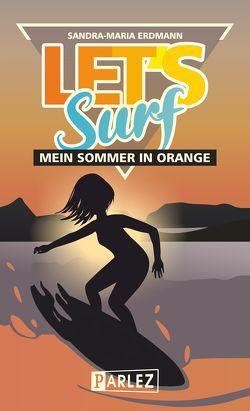Let's Surf von Erdmann,  Sandra-Maria