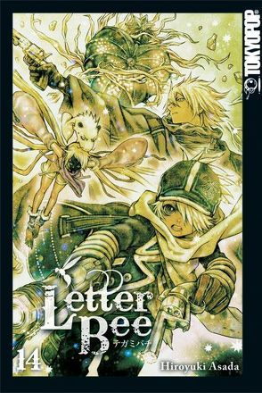 Letter Bee 14 von Asada,  Hiroyuki