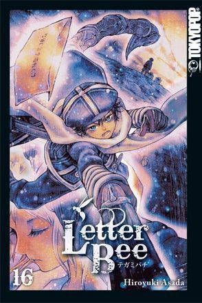 Letter Bee 16 von Asada,  Hiroyuki