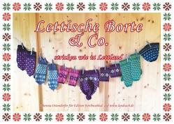 Lettische Borte & Co. von Ostendorfer,  Theresia
