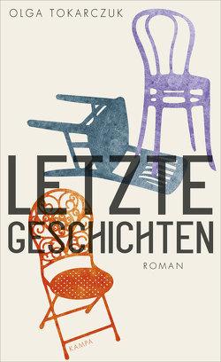 Letzte Geschichten von Kinsky,  Esther, Tokarczuk,  Olga