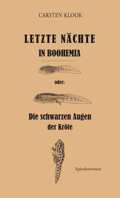 Letzte Nächte in Boohemia von Klook,  Carsten, Steinegger,  Christoph
