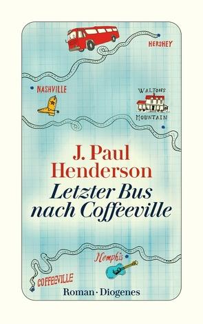Letzter Bus nach Coffeeville von Henderson,  J. Paul, Merling,  Jenny
