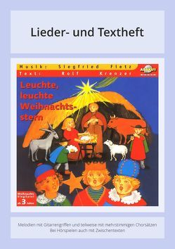 Leuchte, leuchte Weihnachtsstern von Fietz,  Siegfried, Krenzer,  Rolf, Sowa,  Anna