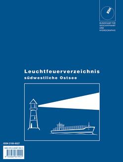 Leuchtfeuerverzeichnis / Südwestliche Ostsee von Bundesamt für Seeschifffahrt und Hydrographie