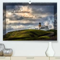 Leuchttürme an Schottlands Küsten (Premium, hochwertiger DIN A2 Wandkalender 2020, Kunstdruck in Hochglanz) von Rothenberger,  Bernd