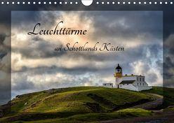 Leuchttürme an Schottlands Küsten (Wandkalender 2019 DIN A4 quer) von Rothenberger,  Bernd