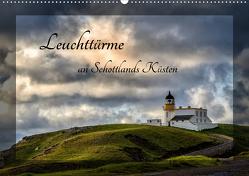 Leuchttürme an Schottlands Küsten (Wandkalender 2020 DIN A2 quer) von Rothenberger,  Bernd