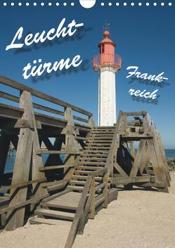 Leuchttürme Frankreich (Wandkalender 2020 DIN A4 hoch) von Scholz,  Frauke