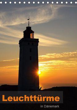 Leuchttürme in Dänemark (Tischkalender 2019 DIN A5 hoch) von Prescher,  Werner