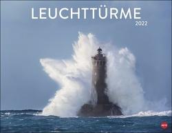 Leuchttürme Posterkalender 2022 von Heye