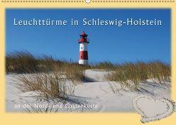 Leuchttürme Schleswig-Holsteins (Wandkalender 2019 DIN A2 quer) von Brandt,  Jessica