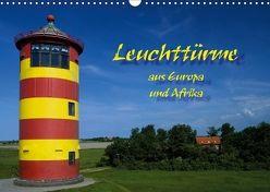 Leuchttürme (Wandkalender 2018 DIN A3 quer) von Scholz,  Frauke