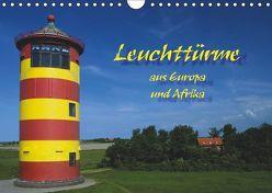 Leuchttürme (Wandkalender 2019 DIN A4 quer) von Scholz,  Frauke
