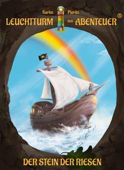 Leuchtturm der Abenteuer 5 Der Stein der Riesen (Hardcover) von Pieritz,  Karim