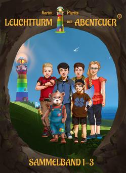 Leuchtturm der Abenteuer 1-3 (Sammelband) von Pieritz,  Karim