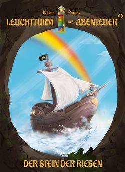 Leuchtturm der Abenteuer 5 Der Stein der Riesen von Pieritz,  Karim