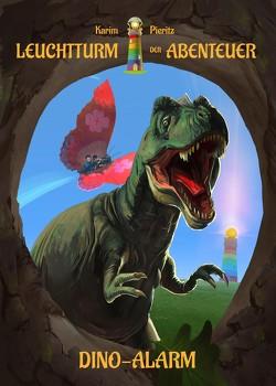 Leuchtturm der Abenteuer Dino-Alarm – Kinderbuch für Erstleser von Pieritz,  Karim