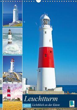 Leuchtturm: Lichtblick an der Küste (Wandkalender 2019 DIN A3 hoch)