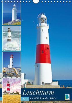 Leuchtturm: Lichtblick an der Küste (Wandkalender 2019 DIN A4 hoch)