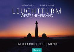 Leuchtturm Westerheversand von Meyer-Odewald,  Jens, Pasdzior,  Michael