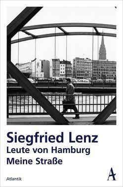 Leute von Hamburg von Lenz,  Siegfried