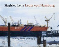 Leute von Hamburg von Fußmann,  Klaus, Lenz,  Siegfried