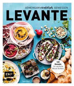 Levante – Gemeinsam orientalisch genießen von Dusy,  Tanja, Panzer,  Maria