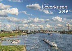 Leverkusen 2019 Bildkalender A3 quer, spiralgebunden von Klaes,  Holger