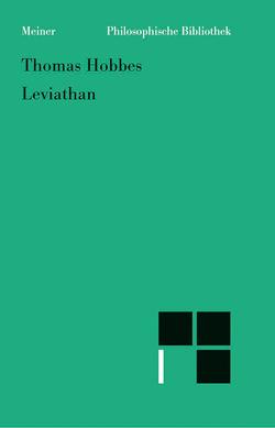 Leviathan von Hobbes,  Thomas, Klenner,  Hermann