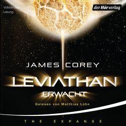 Leviathan erwacht von Corey,  James, Langowski,  Jürgen, Lühn,  Matthias