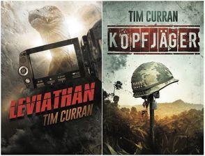 Leviathan / Kopfjäger von Curran,  Tim, Lischewski,  Nicole