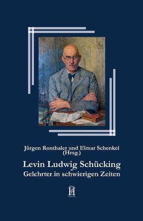 Levin Ludwig Schücking von Ronthaler, Jürgen, Schenkel, Elmar
