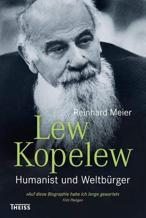 Lew Kopelew von Meier,  Reinhard, Pleitgen,  Fritz