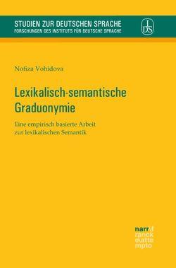 Lexikalisch-semantische Graduonymie von Vohidova,  Nofiza
