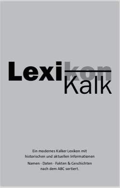 LexiKalk von Bilz,  Fritz, Boessenecker,  K., Rheinberg,  Dieter, Zillig,  Peter