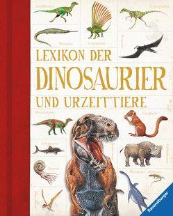 Lexikon der Dinosaurier und Urzeittiere von Voigt,  Julia