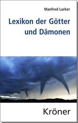 Lexikon der Götter und Dämonen von Lurker,  Manfred